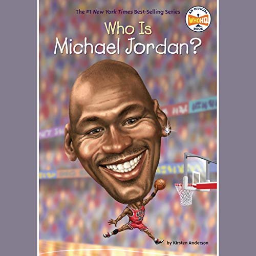 『Who Is Michael Jordan?』のカバーアート