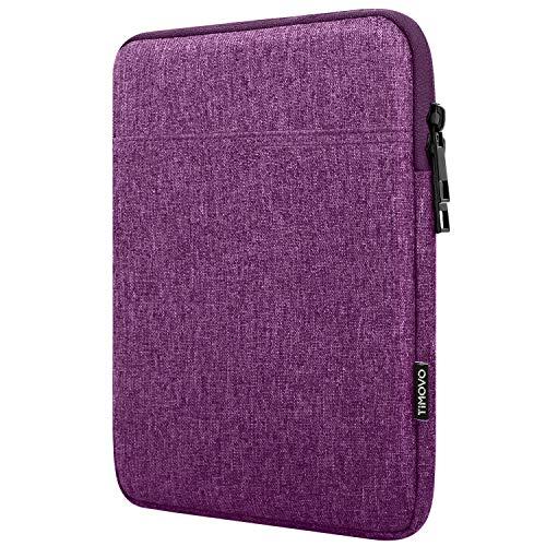 TiMOVO 9-11 Pollici Tablet Custodia Compatibile con 2020 iPad Air 4 10.9, iPad Pro 11 2018-2021, iPad 10.2, Galaxy Tab A7 10.4 2020, S6 Lite 2020, Surface Go 2 1, per Smart Keyboard, Viola