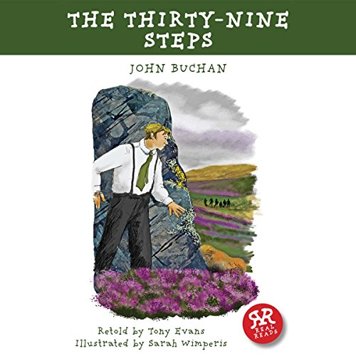 The Thirty Nine Steps cover art