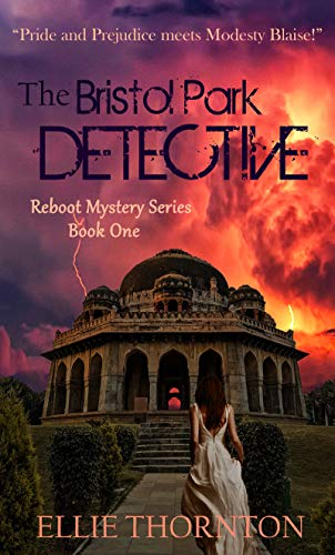 The Bristol Park Detective (The Reboot Mystery Series Book 1) (English Edition)