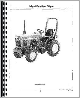 John Deere 650 750 Tractor Owner Operators Manual