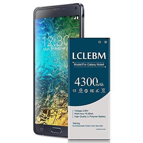 Batería Galaxy Note 4  marca LCLEBM