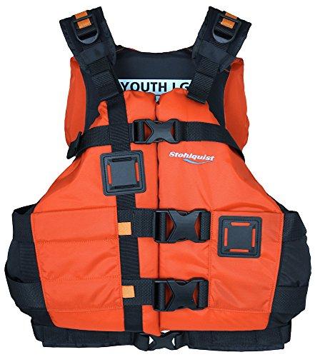 Stohlquist Canyon PFD Youth/Adult, Orange