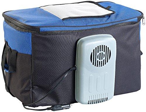 Xcase Kühltasche 12V: Elektrische 12-V-Thermo-Kühltasche, 38 l (Kühltasche für Auto 12V)