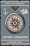 Captains Courageous - A Story of the Grand Banks: With Original Illustration (English Edition)