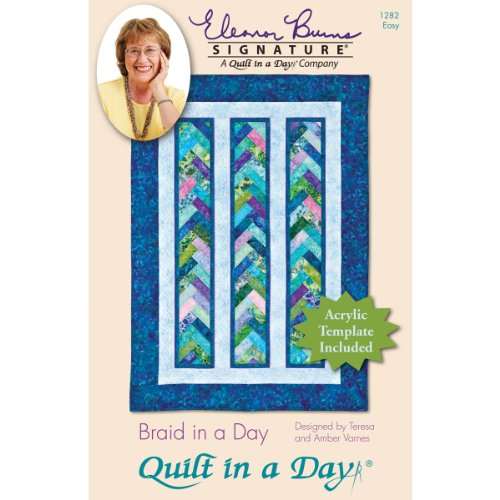 Quilt in a Day Eleanor Burns Patterns - Braid in a Day