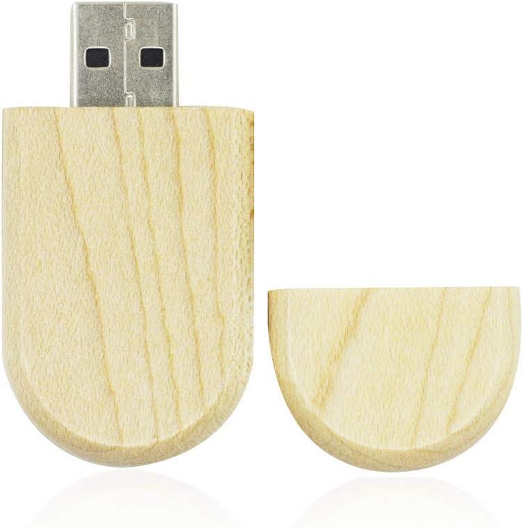Flash Memory Card 128MB (NOT GB) USB C Drive Pen Drive Wooden Thumb Drive Metal External Memory Storage