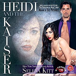 Heidi and the Kaiser: A BDSM Boss Secretary Romance audiobook cover art