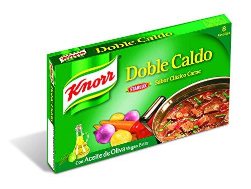 Knorr - Caldo de Carne, 8 pastillas