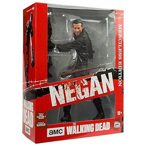 McFarlane Toys Walking Dead Negan Merciless Edition 10' Deluxe Figure