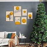 set di stampe da parete, senza cornici, 6 pezzi premium poster quadri moderni decorazioni da muro per soggiorno, camera da letto e cucina ufficio