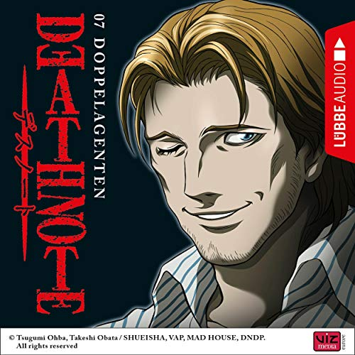 Doppelagenten audiobook cover art