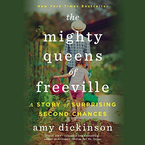 The Mighty Queens of Freeville audiobook cover art