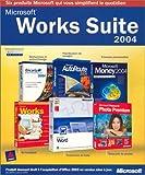 Microsoft WORKS STE 2004 - Suites de programas (1400 MB, 128 MB, 266 Mz)