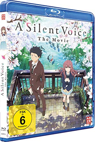 A Silent Voice - [Blu-ray]