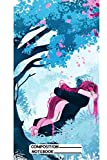 Lore Olympus Persephone And Hades Notebook: (110 Pages, Lined, 6 x 9)