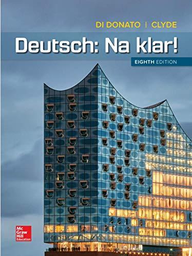 Deutsch: Na klar!