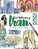 Iran: Travel sketchbook with watercolors