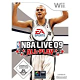 NBA Live 09 All-Play für Nintendo Wii