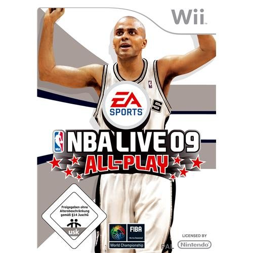 Electronic Arts NBA Live 09, Wii - Juego (Wii)