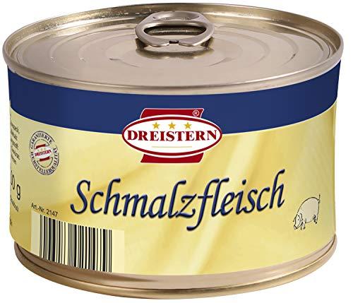 DREISTERN Schmalzfleisch, 400 g