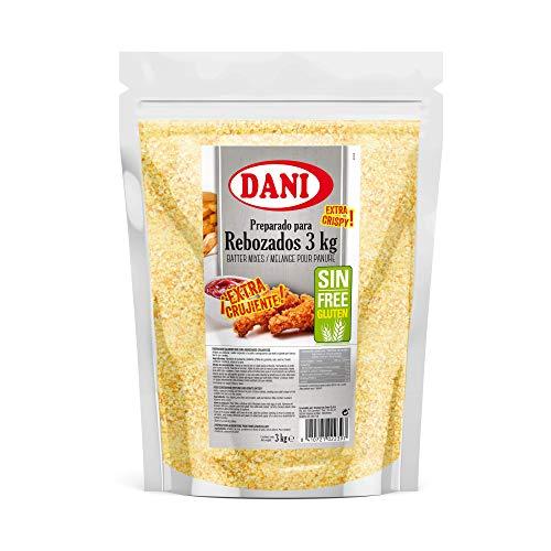 Dani - Preparado para rebozados SIN GLUTEN - Bolsa de 3KG