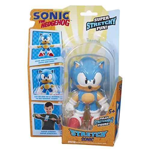 STRETCH ARMSTRONG SA- Mini Stretch Sonic, TR000, Mehrfarbig