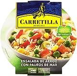Carretilla Ensalada de Arroz con Palitos de Mar, 240g