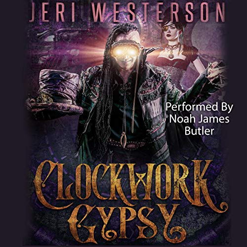 Clockwork Gypsy cover art
