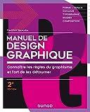 Manuel De Design Graphique - Forme Et Espace, Couleur, Typo, Images, Composition