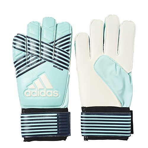 adidas Performance ACE Replique Torwarthandschuhe, Energy Aqua/Energy Blue/Legend Ink/Trace Blue, Größe 10