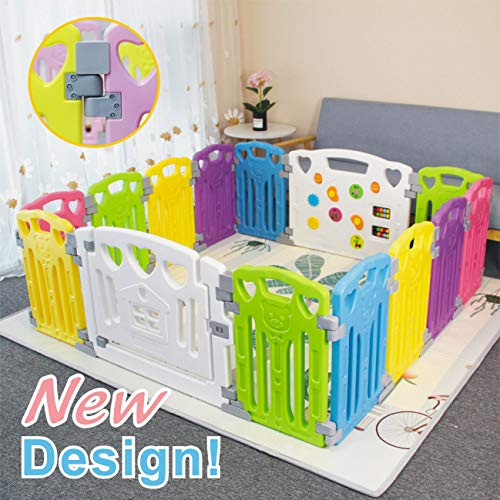 Guamiga Baby Playpen Kids Activity Centre