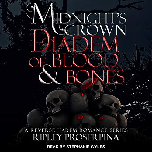 Diadem of Blood and Bones audiobook cover art