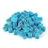 Pssopp Bola de Filtro de Acuario Tanque de Peces Bola de biofiltración Bolas de Bio Material de filtración Kits de Medios de Filtro de Agua para Estanque de Acuario Estanque de Peces