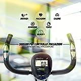 Zoom IMG-1 jim fitness cyclette sport tech