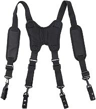 Gereedschapgordel beugels Heavy Duty werk bretels met clips Comfortabele gewatteerde verstelbare bandjes H vorm voor elekt...