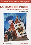 La Dame de pique - Et autres nouvelles by Alexandre Pouchkine (2007-09-27) - Editions Flammarion - 27/09/2007