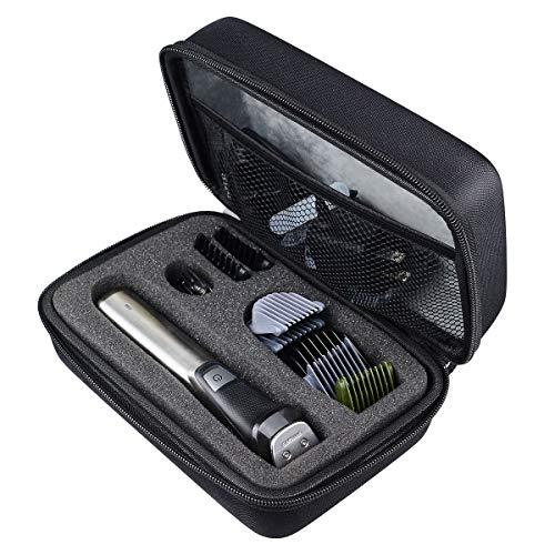 AONKE Duro Estuche Viajes Funda Bolso para Philips Barbero MG7710/15 - Recortador...