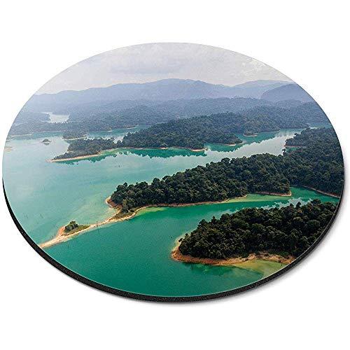 Ronde muismat - Khao Sok Nationaal Park Thailand Office Gift