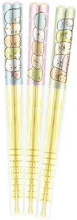 ティーズファクトリー 子ども用箸 スタンダード H16.5cm すみっコぐらし 子供用 竹箸3Pセット SG-5535311ST