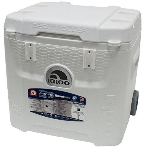 Osculati Igloo Kühlschrank Ice Cube 60 Roller 57 Liter
