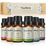 Skymore Set 6x10 ml di Oli Essenziali Puri, per Diffusori di Umidificatori