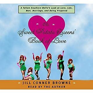 The Sweet Potato Queens' Book of Love audiobook cover art