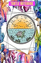 Turtle Diary 2020: Planner Nice Calendar for Sea Turtles & Tortoise | 1-Year Daily, Weekly & Monthly Organizer With Calendar, Appreciation or ... Calendar Journal Activity Book (Planners)