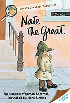 Paperback Nate the Great Book