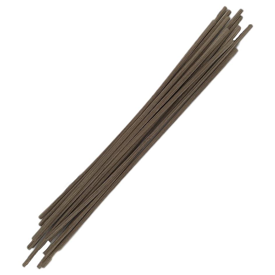 眉そのスマートHEALIFTY 30pcs籐のリードは自然の香りのリードのディフューザーのアロマオイルディフューザー籐25センチメートルスティック
