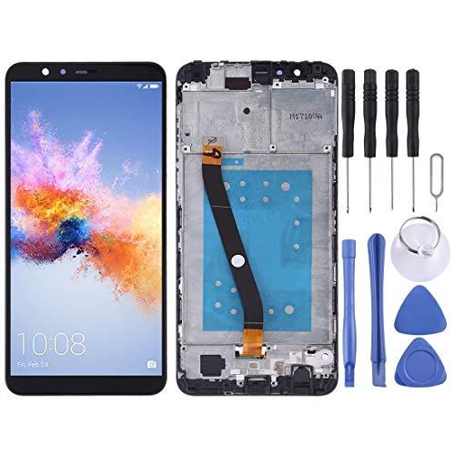 XIXI Phone Schermo LCD e digitalizzatore Assemblaggio Completo con Cornice for Huawei Honor 7X (Nero) di Alta qualità (Colore : Black)