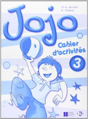 Jojo: Activity Book + Portfolio 3 PDF Books