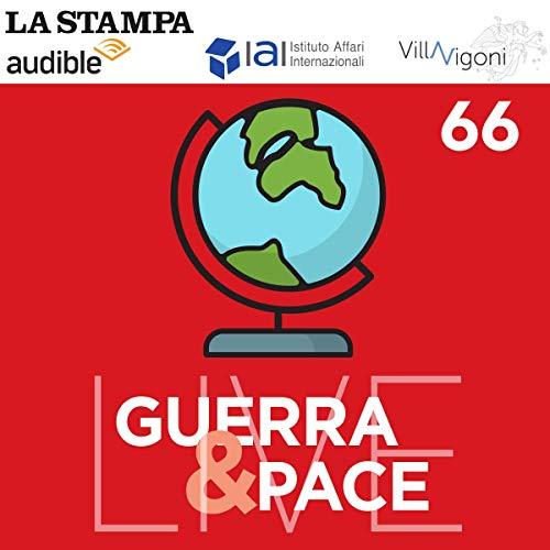 Guerra & Pace Live (Guerra & Pace 66) copertina