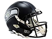 Replica speed NFL Football helmet of what the athletes wear on the field Replica NFL team Decals from official NFL logos This helmet is not for Competitive play New for 2015